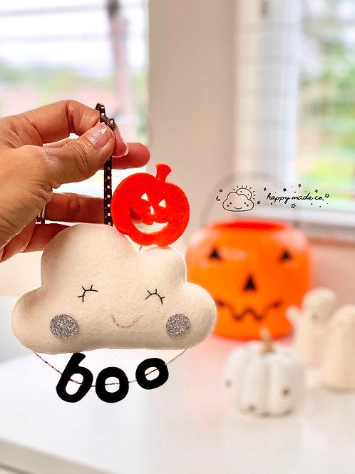 Happy Jack-O-Cloud | Halloween Edition