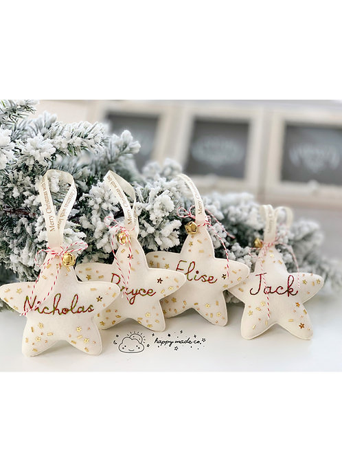 HOLIDAY STARLIGHT | Personalized Gift Keepsake