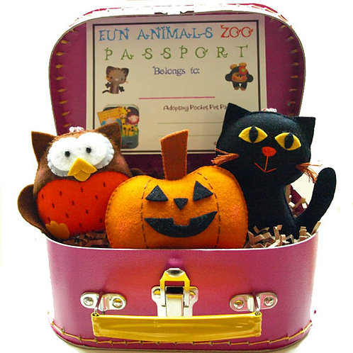 Halloween Spooktacular | Holiday Suitcase Set