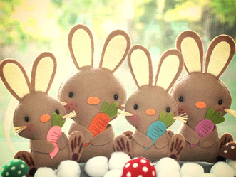 Gift Calendar: Easter-riffic Day is March 27th