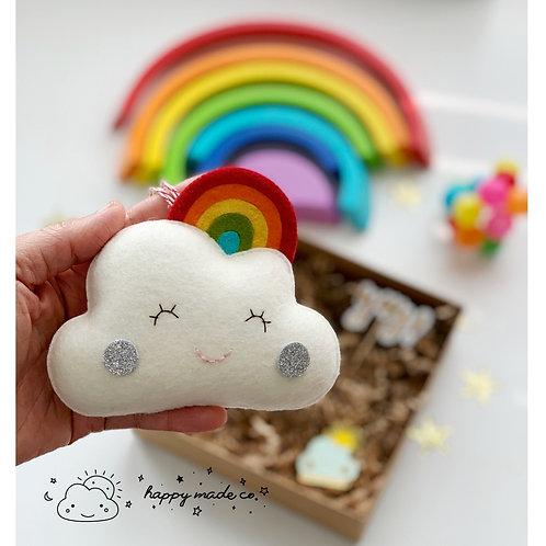 Happy Cloud Rainbow