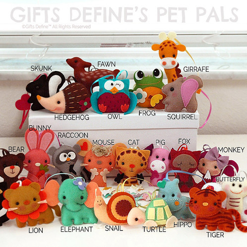 animal shaped tile storybook friends parade personalized name banner giftsdefine