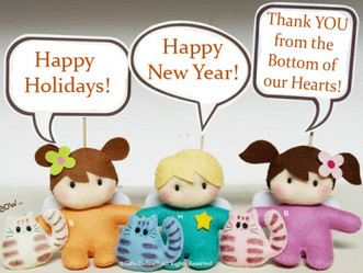 Happy Holidays & Thank You from Gifts Define!
