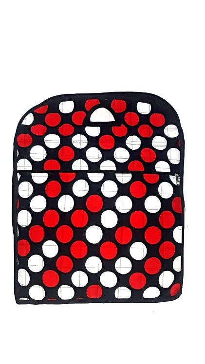 Dot Print Shopping /  College Bag