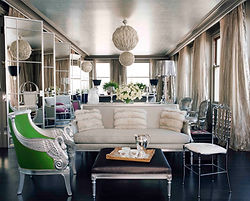 Luxury French Penthouse Classical Architecture