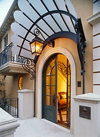 Luxury Townhouse with Classical French Architecture
