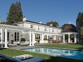 Best American Architecture in Atherton, California