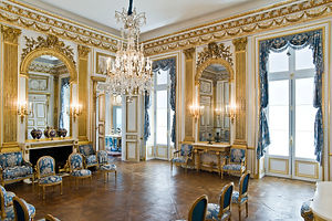 Restoration of Salon Doré in San Francisco's Legion of Honor Museum