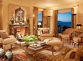 Luxury Penthouse Classical French Architecture