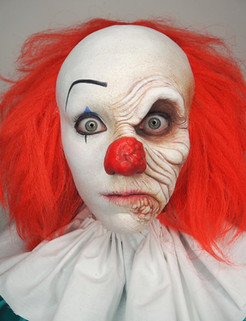 Battery acid 1990 Pennywise recreation