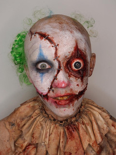 Out of kit killer clown