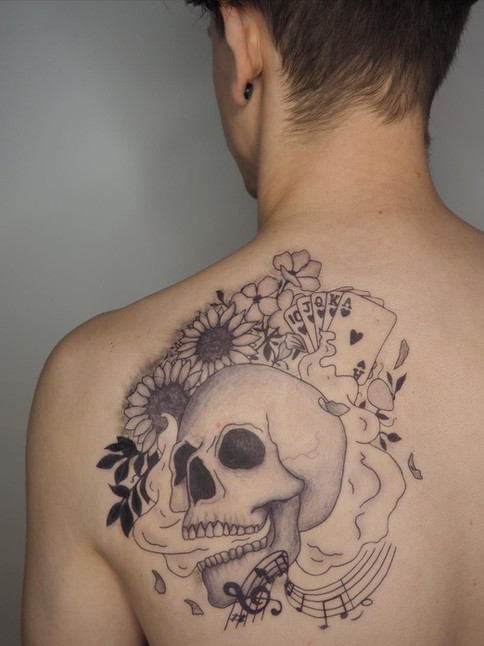 Tattoo transfer