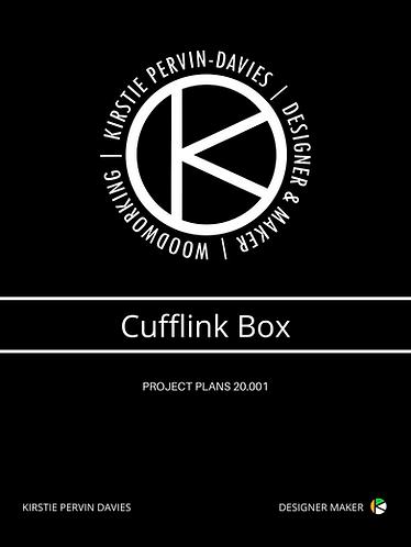 KPD Cufflink Box Plans