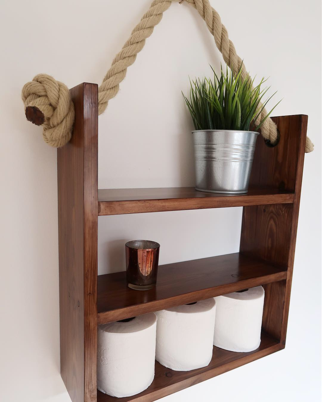 Ladder Shelf Display