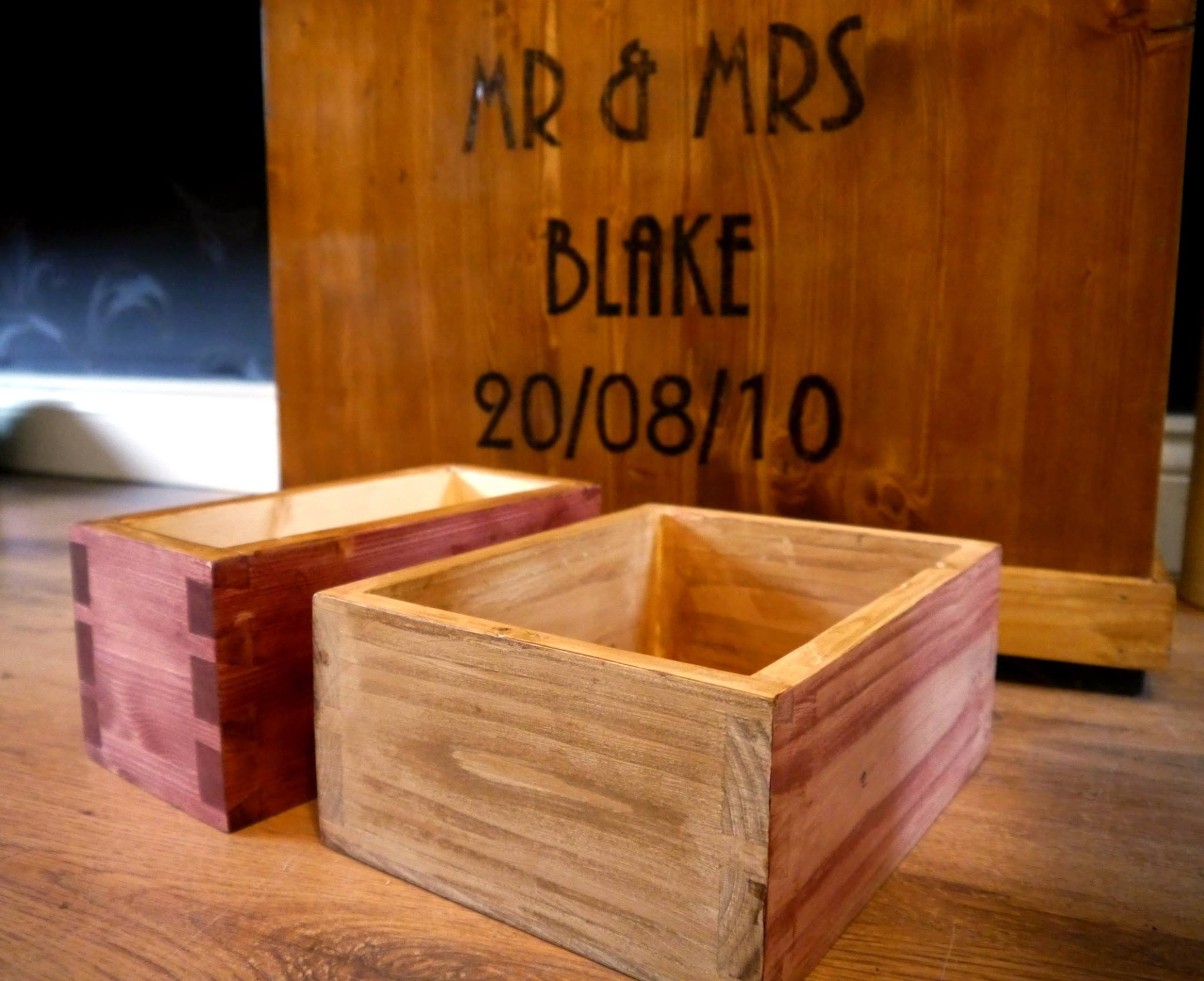Wooden Chest - KPD Designer Maker