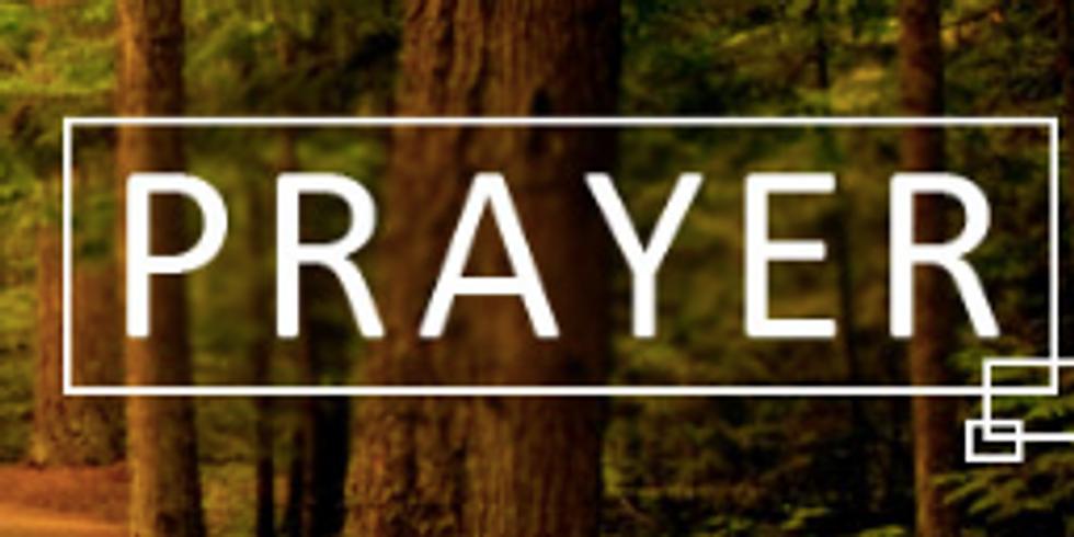 Week of Fasting & Prayer