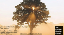 Join us for a prayer experience!