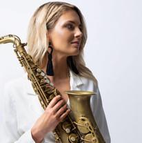 Kriss / saksofonistka
