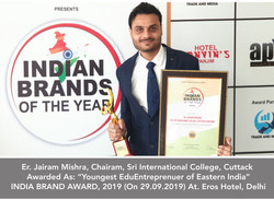 SIC Received IBA 2019