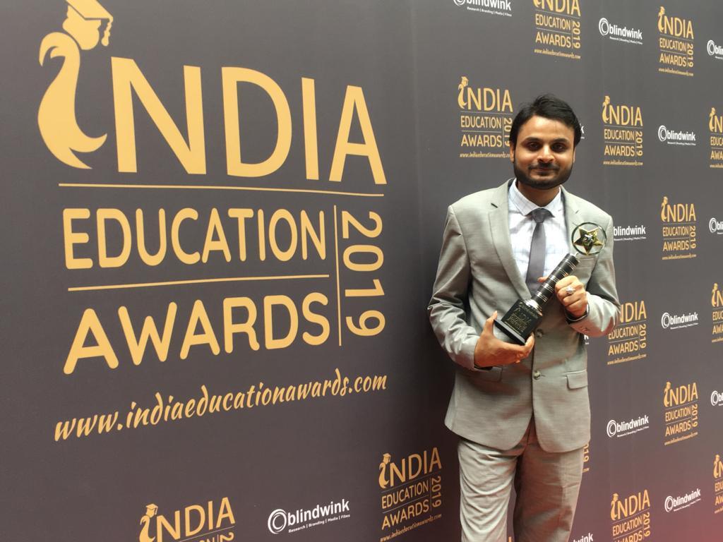 Jairram Mishra -SIC at Taj Award.jpg
