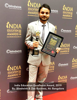 India Education Excellency Award