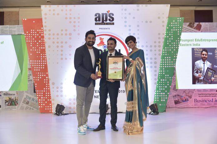 Jairam Mishra Award Photo.JPG