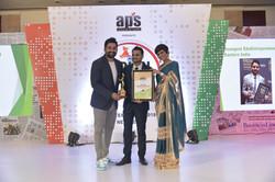 Youngest Entrepreneur Award, 2019