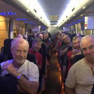 Show Crew Bus