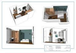 Chambre & Bureau