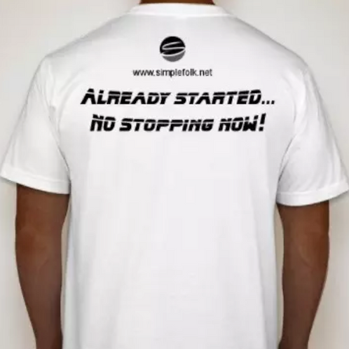 No Stopping Now (Urban Grind) T-shirt