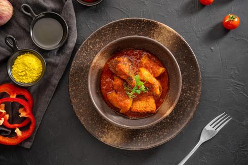 Enish Nigerian Restaurant Dubai