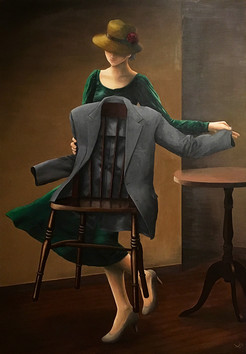 椅子とダンス