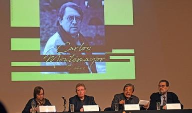 Recuerdan a Carlos Montemayor en Bellas Artes