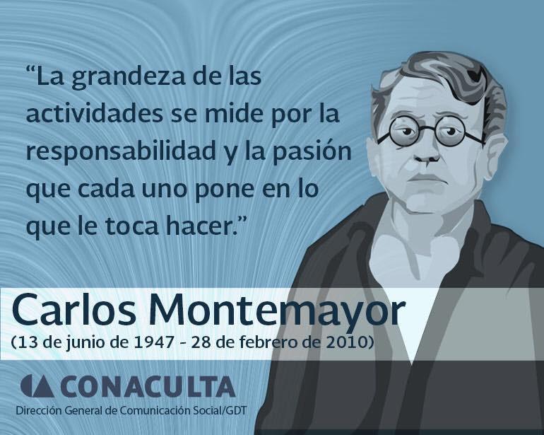 Escritor-Carlos-Montemayor