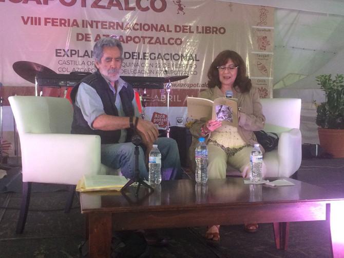Homenaje a Carlos Montemayor en la FIL de Azcapotzalco