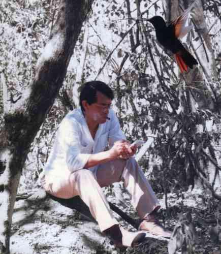 El ideario crítico de Carlos Montemayor cala hondo en los jóvenes: José del Val