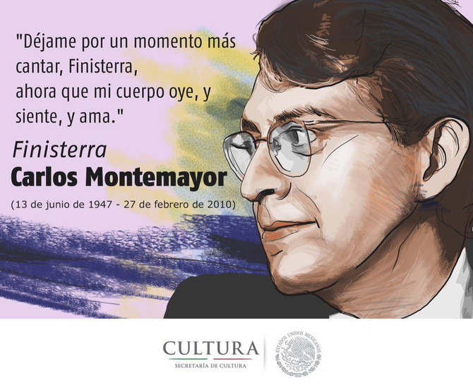 Recordando al escritor Carlos Montemayor en el aniversario de su natalicio
