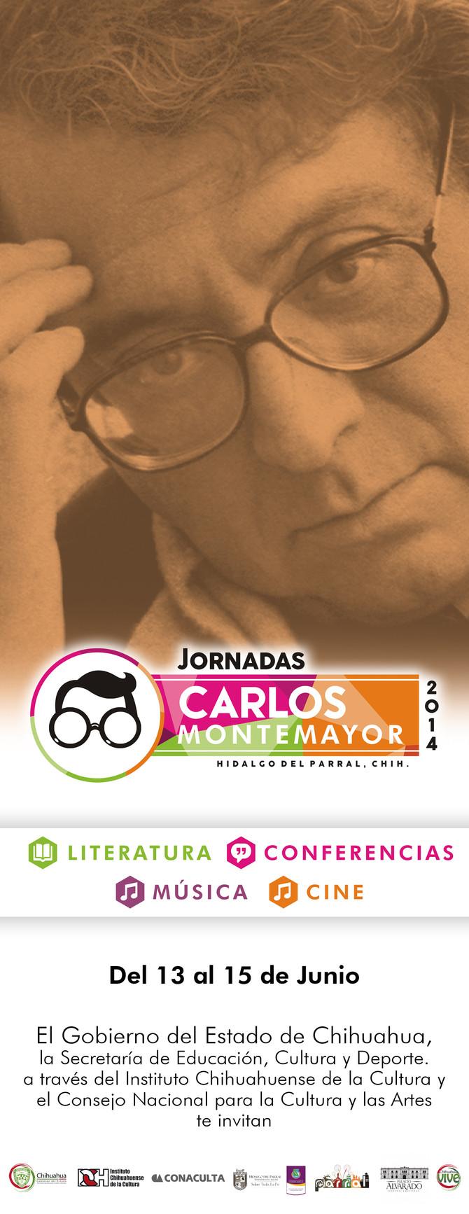 Jornadas Carlos Montemayor 2014