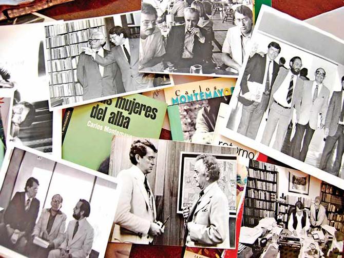 Se cumplen 70 años del natalicio de Carlos Montemayor, autor y músico