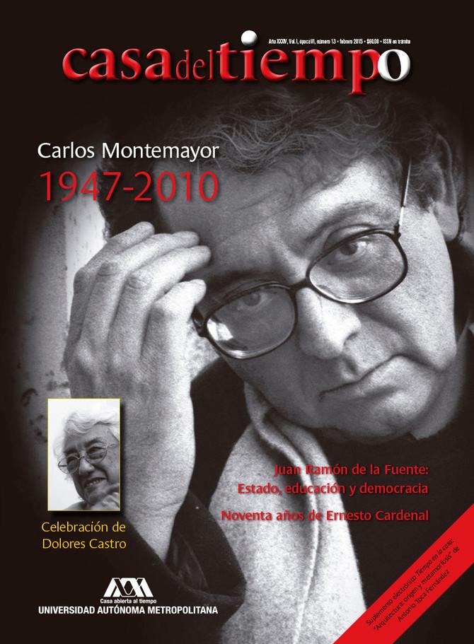 Revista Casa del Tiempo, febrero 2015
