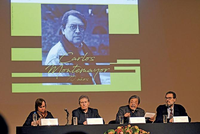 """""""Montemayor fue un artista de la palabra y extraordinario conversador"""": Natalio Hernández"""