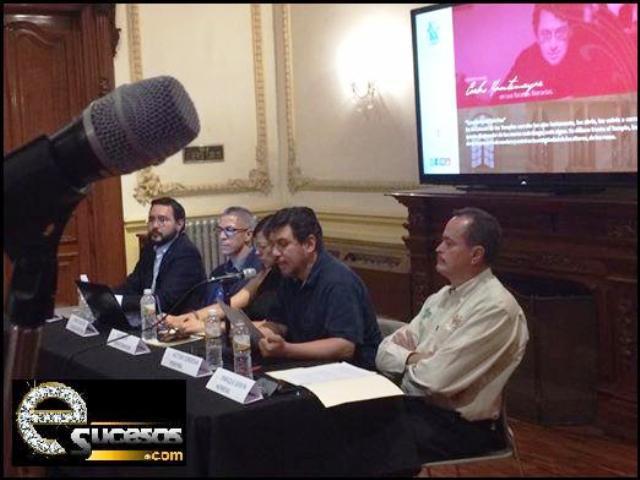 Carlos Montemayor a cinco voces