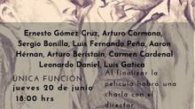 Las Armas, cinta basada en la novela de Carlos Montemayor, será presentada en la Cineteca Nacional