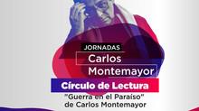 """Círculo de lectura virtual """"Guerra en el Paraíso"""" del 8 al 29 de julio del 2020."""