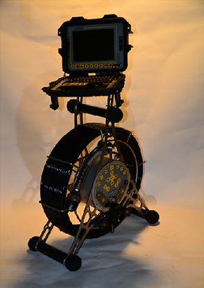 MINCAM 360 - מצלמת צנרת ביוב