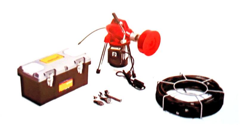 מכונה לפתיחת סתימות עד 4 צול