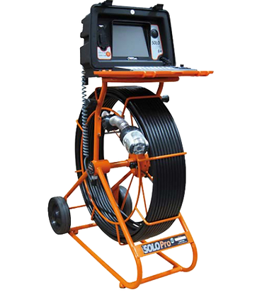 Solo Pro 360 - מצלמת צנרת ביוב