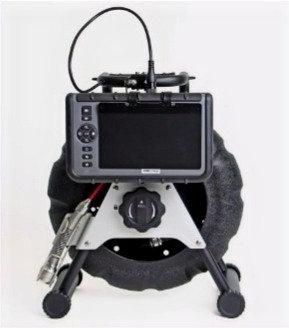 מצלמת ביוב סיב אופטי 30 מ'