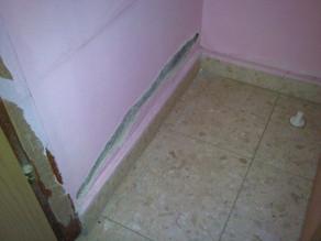 גילוי ואיתור רטיבות בקירות המבנה