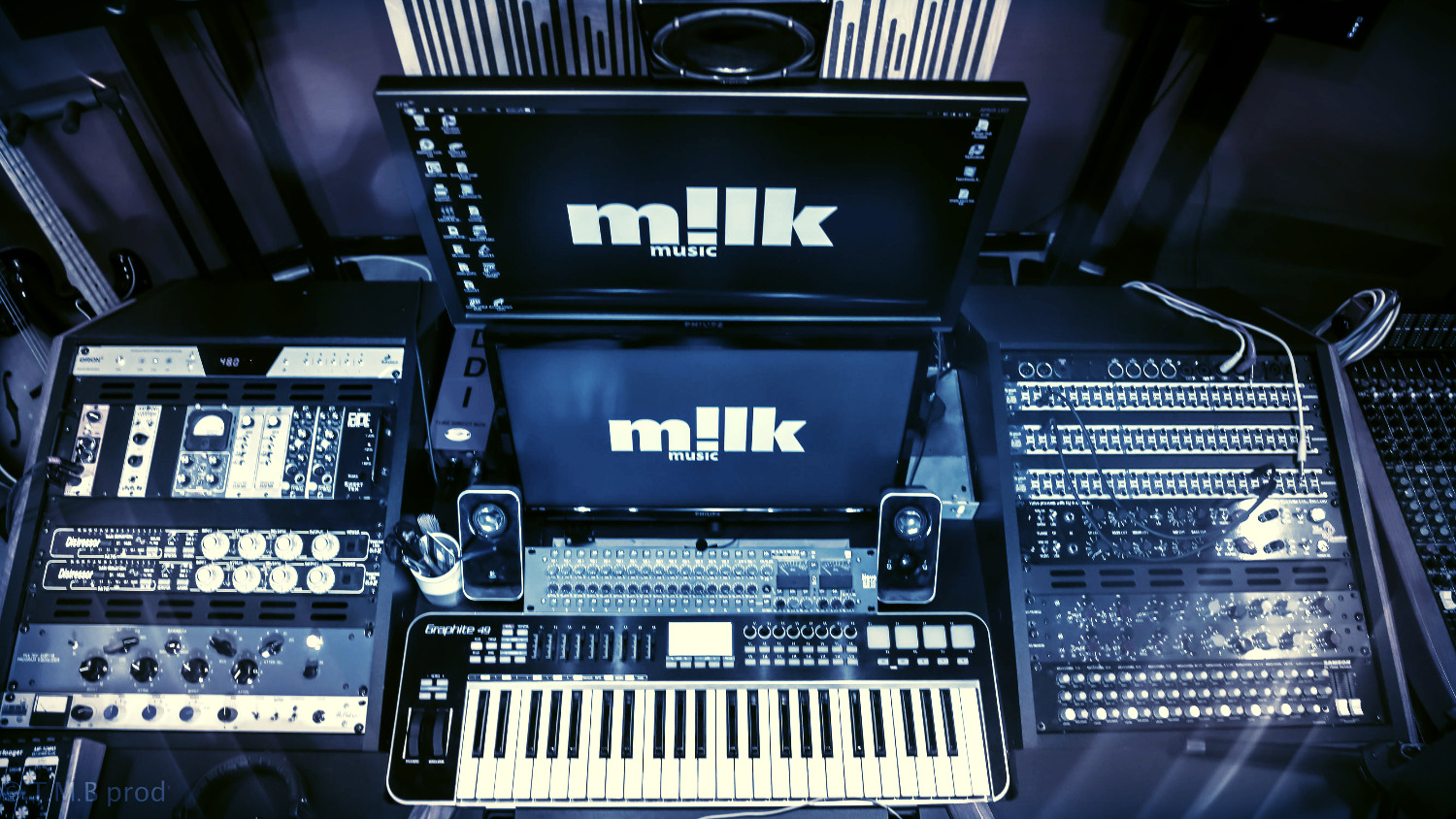 MILK MUSIC STUDIO